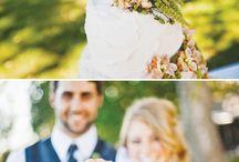 Bryllaupsfoto inspirasjon