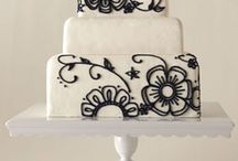 Cake ideas / by Mindy Fahrmeier