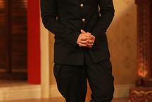 'O' Bollywood Hunk Fashion :)