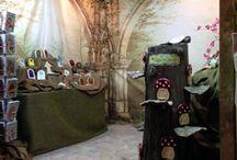 Craft Fair Displays - whimsical inspiration