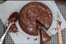 Gâteaux chocolat courgette !