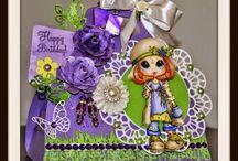 Annette Stapylton / Cards made by Annette Stapylton