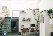 The Crafted Co // office space