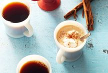 Hot drinks-tea, coffee,...
