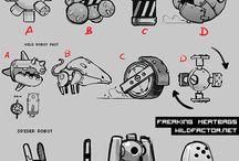robot/automatons