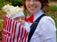 Baby parent costumes