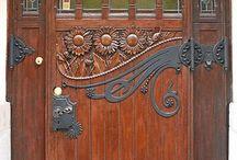 Enchanted doors