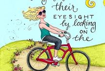 THE BRIGHT SIDE / by Deb Toor