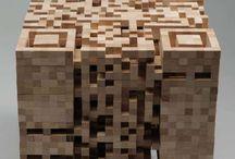 beeldend aspect: structuur en textuur