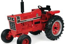 Scale Models (1/16, 1/32, 1/64) / by ShopCaseIH.com Official