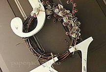 vianocne ozdoby + dekoracie / Stromcek