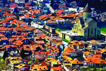 Mtskheta - OmnesTour / Mtskheta - city in Kartli province of Georgia. One of the oldest cities of Georgia .  | www.omnestour.ge |