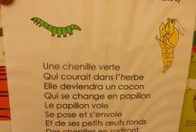 Papillons - préscolaire - Mai