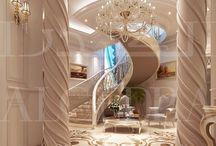 роскошный дом