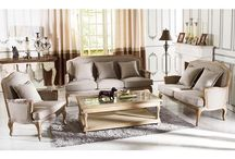 Living Room Decor / Stylish decor for your Living Room! Follow our board for Living Room Decor ideas and Inspiration!