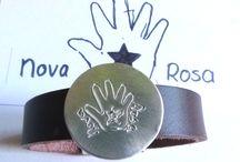 Joyas de plata diseñadas por niños - Jewelry for Kids / Joyas de plata grabadas con dibujos de pequeños artistas que dejan huella - Mota Art by Kids  www.munota.com