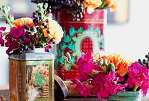 Objetos Decorativos / Objetos decorativos que trazem mais afeto e criatividade na decoração dos ambientes.