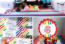 Party Ideas / by Denise Woolston