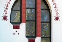 Красивые окна