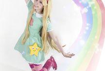 star cosplay