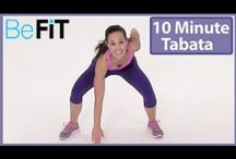 10 Min Beginner Tabata Workout for Moms: Moms into Fitness- Lindsay Brin