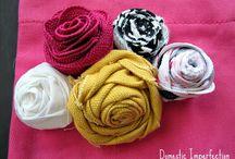 DIY Crafts...flowers