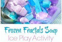 frozen feest