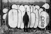 Grafites / Throw up / Bombing
