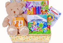 Baby Einstein Gifts for Newborn Babies / by Stork Baby Gift Baskets