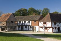 Tudor England / Exploring the richness of Great Britain's Tudor architecture (1485-1560), with some older Medieval structures and some Jacobean structures thrown in for good measure!