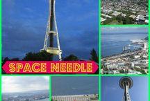 Seattle, Washington & Vancouver Trip