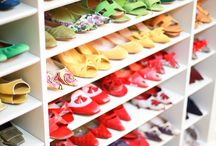 Organize It! CLOSETS & CLOTHES / Keep those closets organized and your clothes protected / by Andi Willis, Professional Organizer