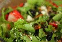 Refreshing salads / by Claire Mackewicz