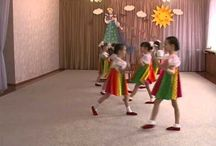 FILMIKI Z DZIEĆMI=Tańce