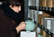 Tee's und Gerwürze sowie gesundes