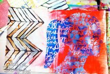 Art journal  / by Lindsey Funderburg
