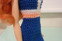 Barbie crochet / by Elena Jones