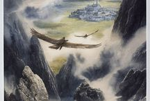 Illustratori : Alan Lee