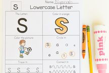 Letters and phonics