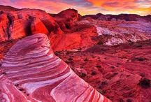 Les lieux merveilleux / Ce que  la planete nous offre de plus beau