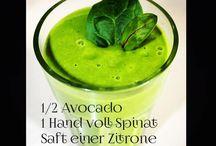 Vegan Food / #vegan #smoothie #spring #lecker #healthy #green #veggie #power #shake #food #reciepts