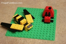 Lego!!! / by Natalie