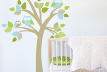 Baby bedrooms / by Abigail Schultz