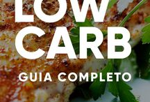 Dieta Low carbe.