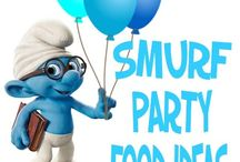 Smurf party / by Carrie Allen