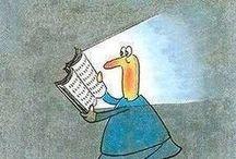 güzel sözler ve karikatür