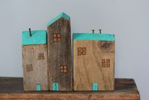 LITTLE HOUSES OF.........