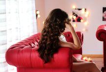 HAIR, HAIR TUTORIALS, CURLS / HAIR, HAIR TUTORIAL, CURLS, LONGHAIR, BRUNETTE