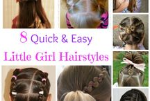 Children hairstyles