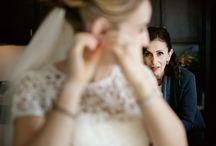 Wedding photo : preparations